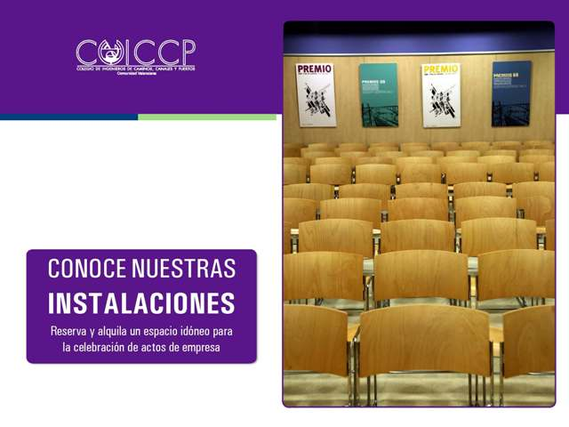 CONOCE NUESTRAS INSTALACIONES EN ALQUILER